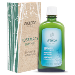 Weleda Rosemary Bath Milk 200ml