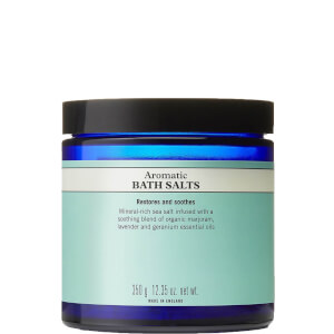 Aromatic Bath Salts 350g