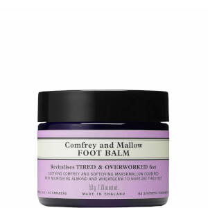 Comfrey and Mallow Foot Balm 50g
