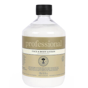 Professional Range Face and Body Lotion 500ml