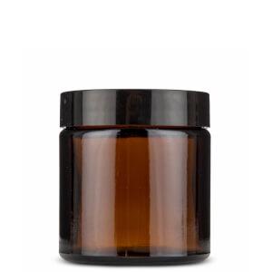 Amber Glass Jar 120g