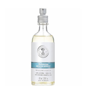 Organic Aromatherapy Room Spray - Balancing 100ml