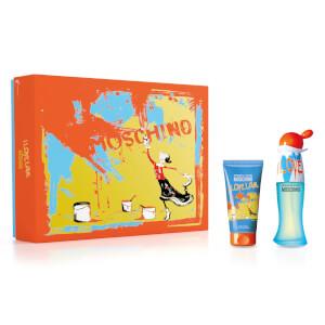 Moschino I Love Love X20 Eau de Toilette 30ml Set (Worth £28.50)