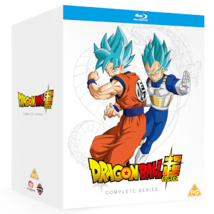 Dragon Ball Super: La Serie Completa