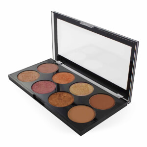 Makeup Revolution Ultra Palette Golden Sugar 2 - Blush, Bronze & Highlight