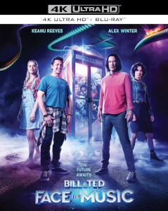 Bill & Ted Face The Music - 4K Ultra HD (Includes 2D Blu-ray)