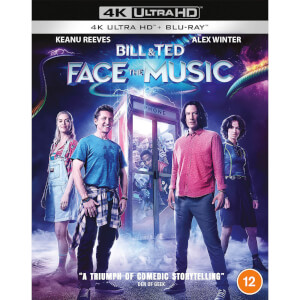 Bill & Ted Face The Music - 4K Ultra HD (Includes Blu-ray)