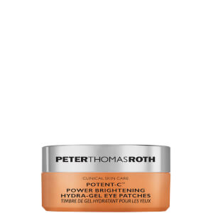 Peter Thomas Roth Potent-C Power Brightening Hydra-Gel Parches para los ojos 172g
