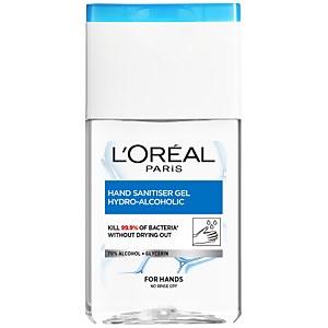 L'Oréal Paris Antibacterial 70% Alcohol Hand Sanitiser Gel 125ml