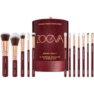 ZOEVA Share Your Radiance Cocotte Brush Vault