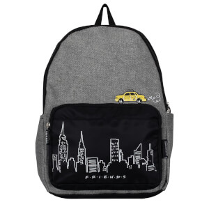 Friends Denim Taxi Backpack