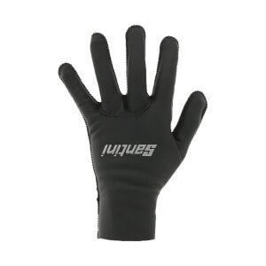 Santini Weatherproof Performance Gloves - Black