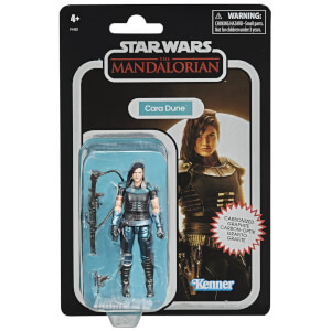 Hasbro Star Wars Vintage Collection Cara Dune Action Figure