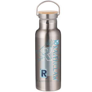 Harry Potter Ravenclaw Portable Insulated Water Bottle - Steel