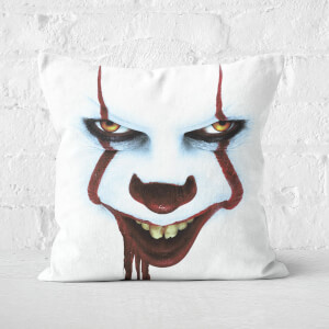 It Chapter 2 Pennywise Square Cushion