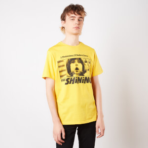 The Shining Come And Play Men's T-Shirt - Yellow