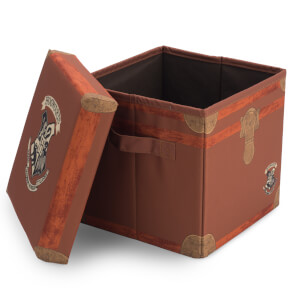 Exclusive Harry Potter Hogwarts Storage Chest with Lid