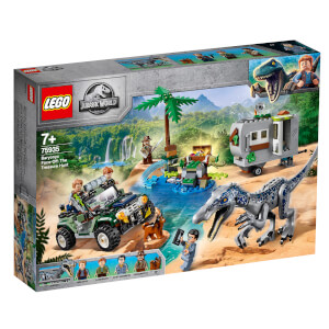 LEGO Jurassic World: Baryonyx Face-Off Treasure Set (75935)