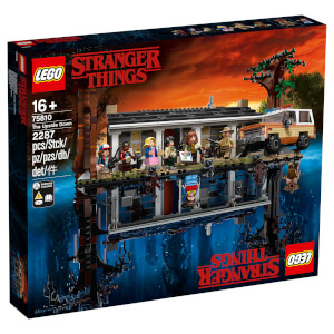 LEGO Stranger Things The Upside Down Collectible Building Set (75810)