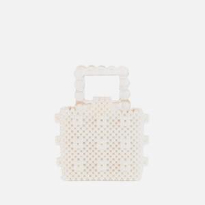 Shrimps Women's Maud Handbag - Cream/Clear