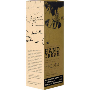MOR Hand Cream Sencha Verbena 100ml