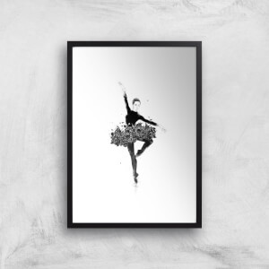 Floral Dance Giclee Art Print