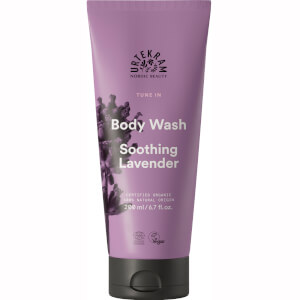 Urtekram Body Wash Soothing Lavender 200ml