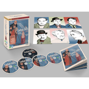 The LadyKillers - Collector's 4K Ultra HD Edition (Includes 2D Blu-ray)