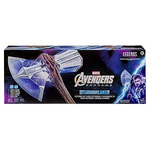 Hasbro Marvel Avengers: Endgame Thor Stormbreaker Electronic Axe Thor Premium Roleplay