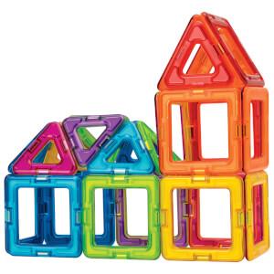 Magformers 40 Pieces Basic Set + Storage box