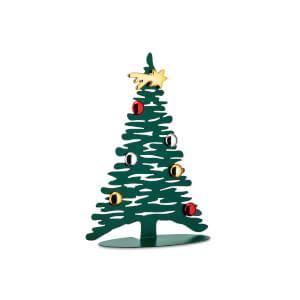 Alessi Bark Christmas Tree - Green