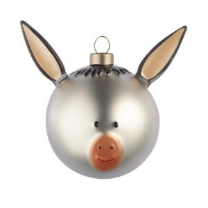 Alessi Donkey Bauble