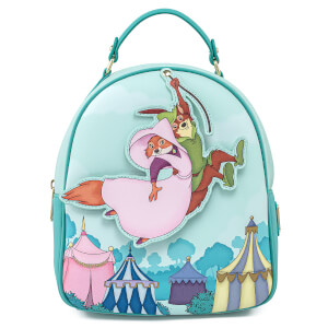 Loungefly Disney Robin Hood Robin Rescues Mini Backpack