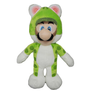 Cat Luigi Soft Toy