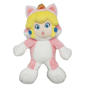 Cat Peach Soft Toy