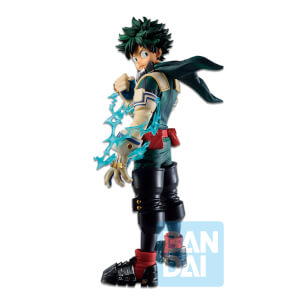 My Hero Academia Ichibansho Figure Izuku Midoriya DOU (Let's Begin!)