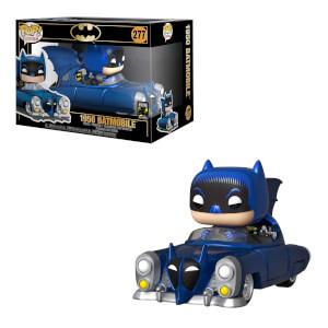 POP! - DC Series: Batman 80th Anniversary - Batmobile (Metallic / 1950's Version) EXC Funko Figura Funko Pop!