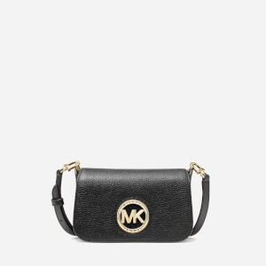 Michael Michael Kors Women's Samira XS Cross Body Bag - Black