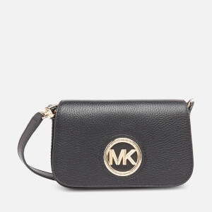 Michael Michael Kors Women's Samira XS Cross Body Bag - Black