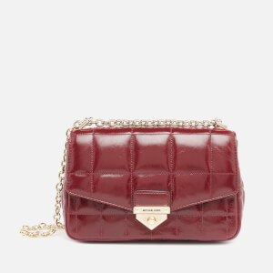 Michael Michael Kors Women's Soho Large Chain Shoulder Bag - DK Berry