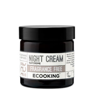 Ecooking Night Cream Fragrance Free 50ml