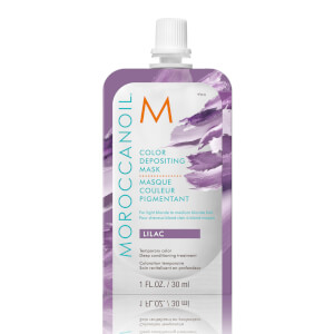 Moroccanoil Color Depositing Mask 30ml - Lilac
