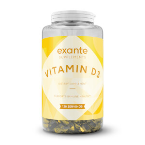 Vitamin D3 - 120 Servings