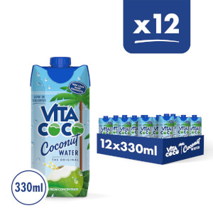 Pure Coconut Water, 330ml (12 Units)
