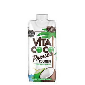 Pressed Coconut Water, 330ml (12 Units)