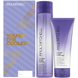 Paul Mitchell Platinum Blonde Duo (Worth £32.90)