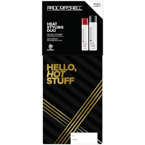 Paul Mitchell Heat Styling Duo (Worth £37.20)