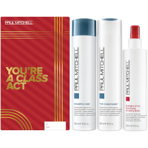 Paul Mitchell Classic Trio (Worth £37.20)