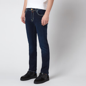 Jacob Cohen Men's J622 Slim Fit Jeans - Dark Blue