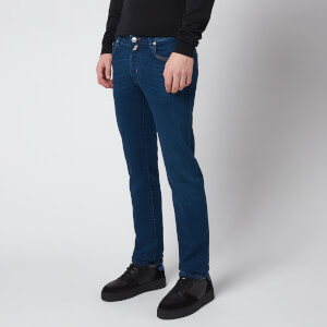 Jacob Cohen Men's J622 Black Badge Limited Edition Jeans - Dark Blue
